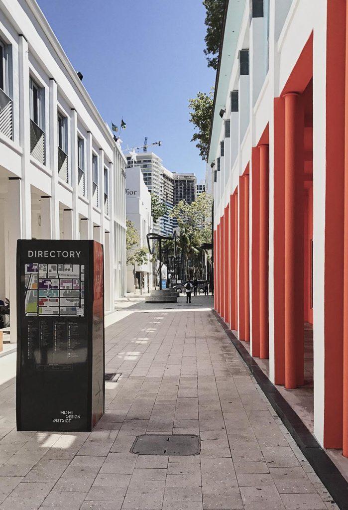 Miami Design District – Um bairro pra lá de descolado.